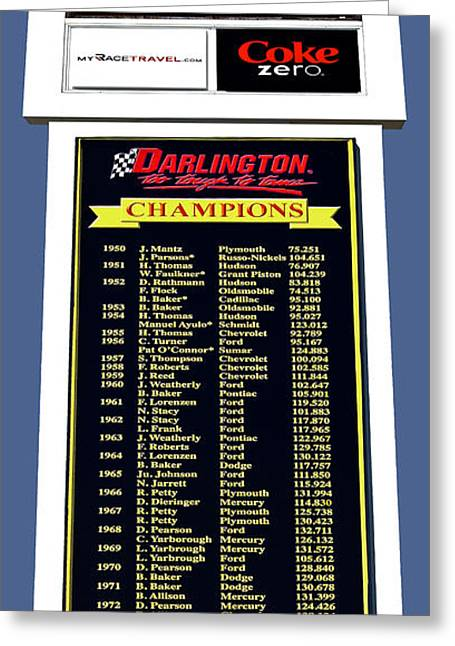 Sign Of Champions Greeting Card