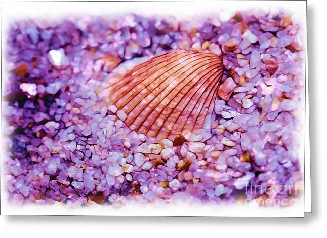 Silver Bells And Cockle Shells . . . Greeting Card by Judi Bagwell