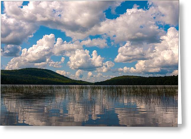 Sky At Fawn Lake Greeting Card