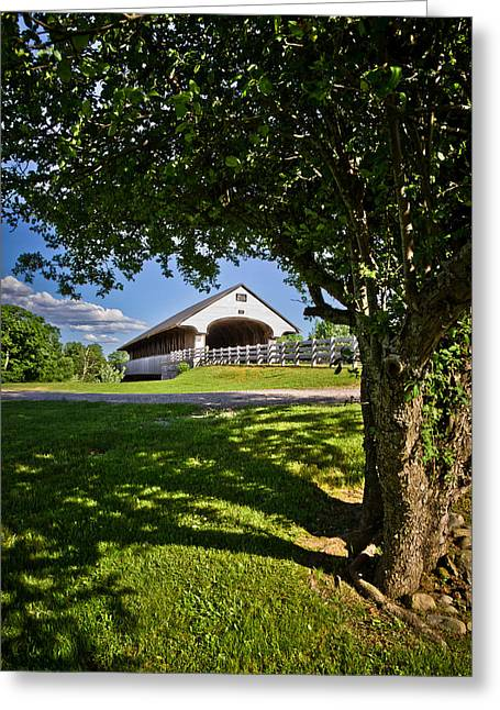 Smith Millenium Covered Bridge Greeting Card