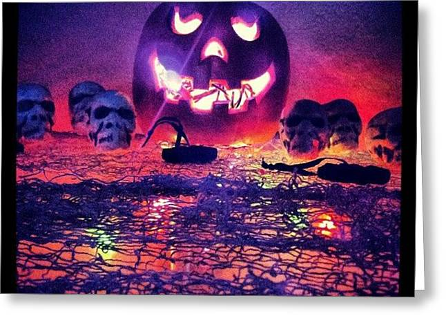 So Ready For Halloween ! Greeting Card