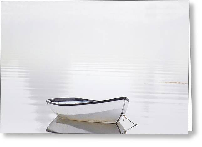 Solitude Greeting Card by Don Powers