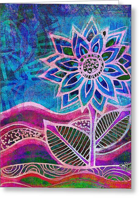 Solitude11 Greeting Card by Robin Mead