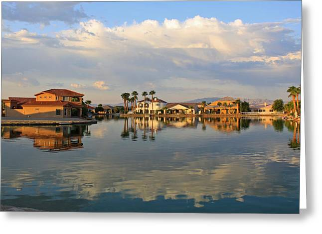 South Bullhead Sunrise Greeting Card