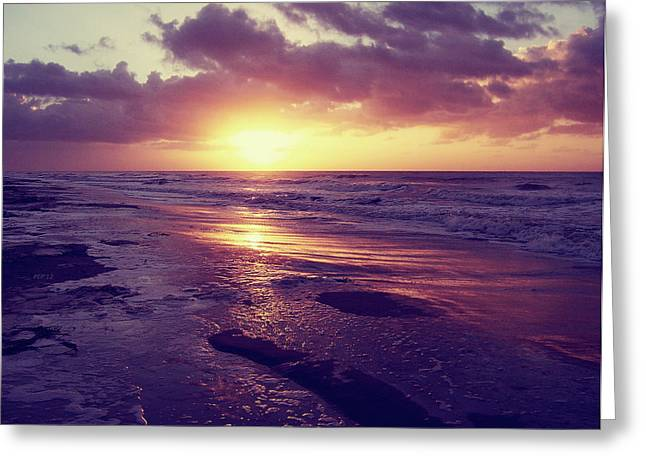 Greeting Card featuring the photograph South Carolina Sunrise by Phil Perkins