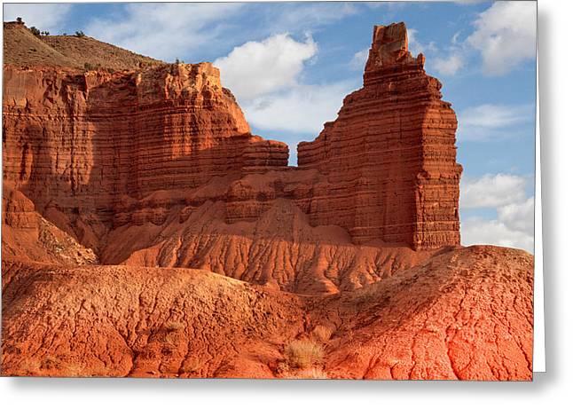 Southwest Desert Scene Greeting Card