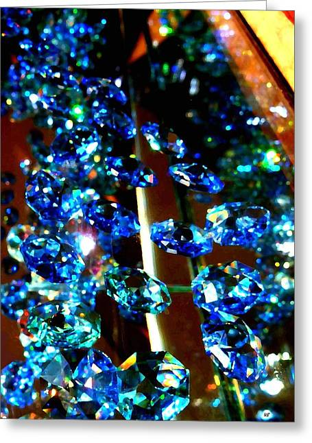 Sparkling Hill Resort 7 Greeting Card by Will Borden