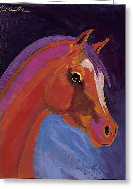 Splendor Greeting Card by Bob Coonts