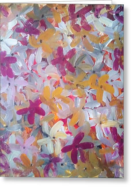 Spring Awakening Greeting Card by Derya  Aktas