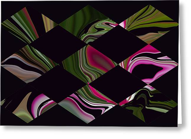 Squared Greeting Card by Aimee L Maher Photography and Art Visit ALMGallerydotcom