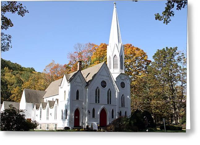 St. John's Church Greeting Card