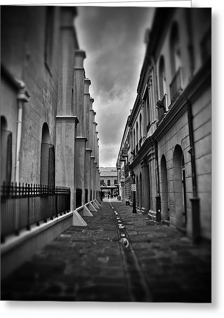St. Louis Cathedral 4 Greeting Card