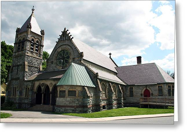 St. Mark's Church Greeting Card