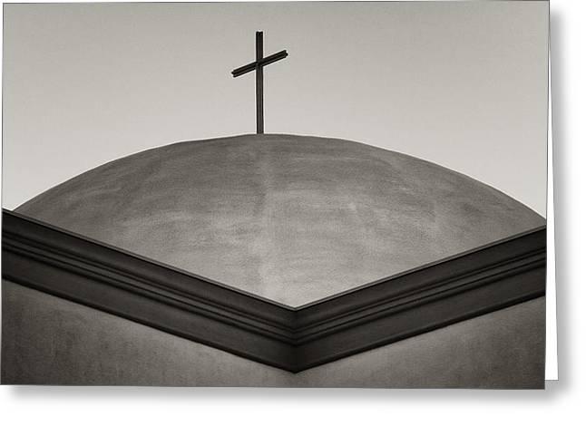 St Thomas Aquinas #2 Greeting Card by John Nelson