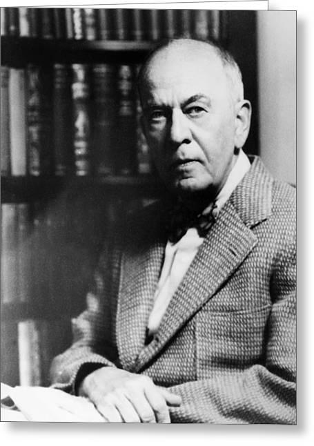 Stephen C. Clark (1882-1960) Greeting Card