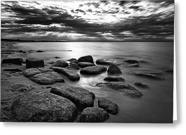 Stepping Stones II Greeting Card