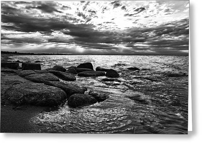 Stepping Stones IIi Greeting Card