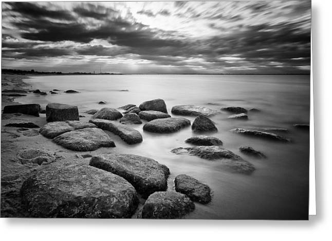 Stepping Stones Iv Greeting Card