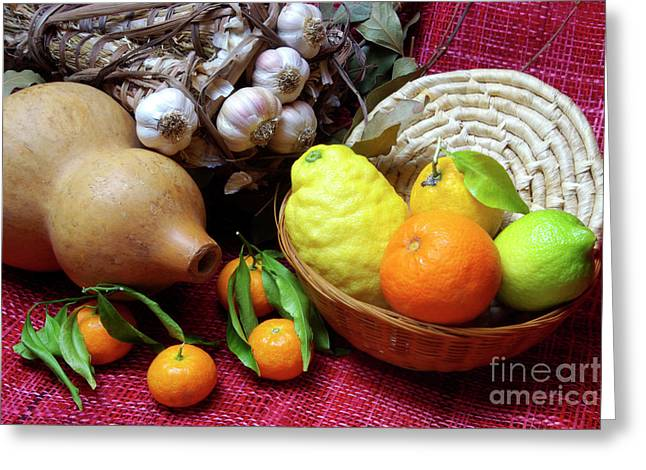 Still-life Greeting Card by Carlos Caetano