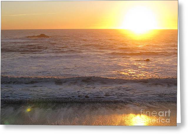 Greeting Card featuring the photograph Strength by Tina Marie