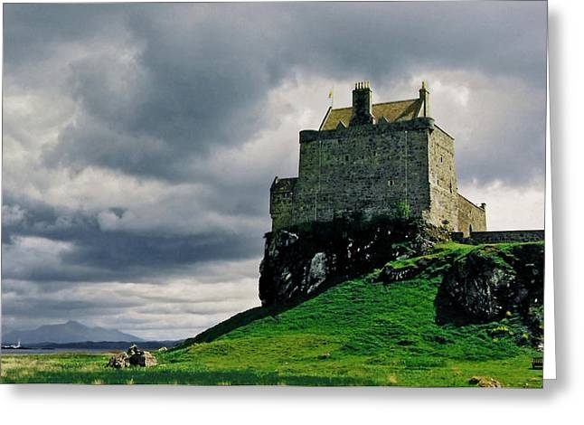 Stronghold Greeting Card