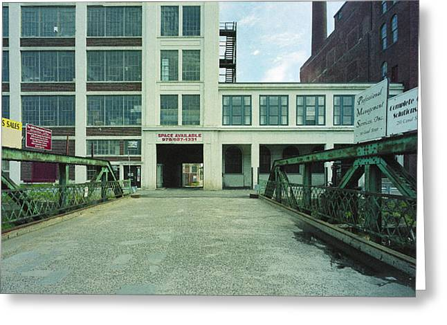 Studios For Rent Greeting Card by Jan W Faul