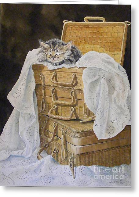 Sweet Dreams Sold  Greeting Card