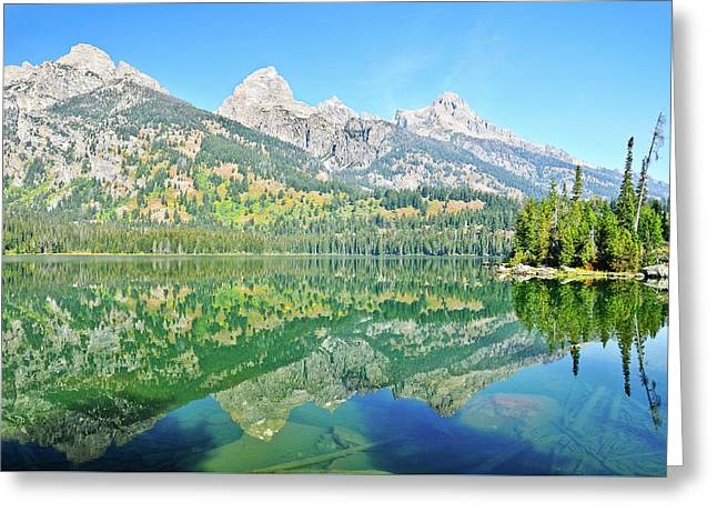 Taggart Reflections Greeting Card