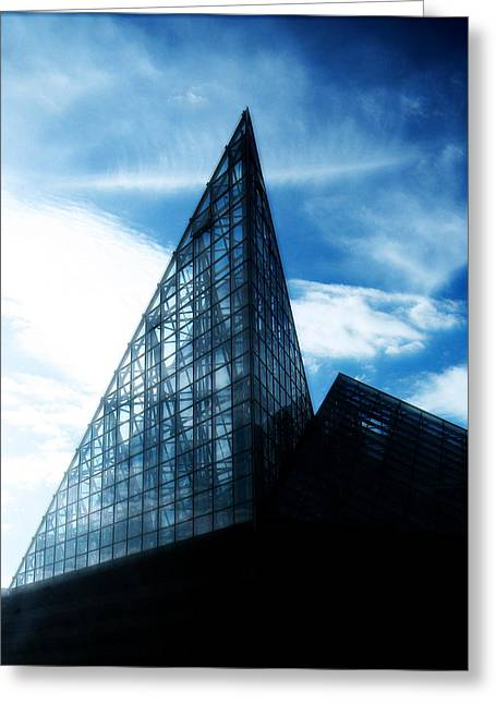 Tennessee Aquarium Greeting Card by Utopia Concepts