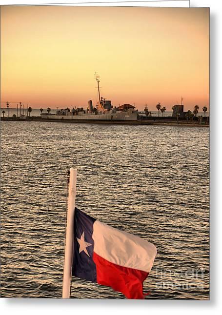 Texas History Greeting Card