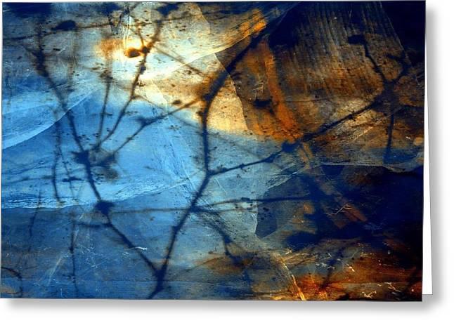 Texture 7 Greeting Card by Joseph Ferguson