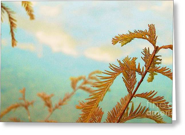 The Beauty Of Weeds Greeting Card by Steven Lebron Langston