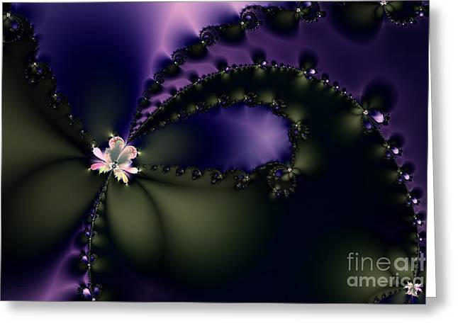 The Butterfly Effect Greeting Card by Wingsdomain Art and Photography