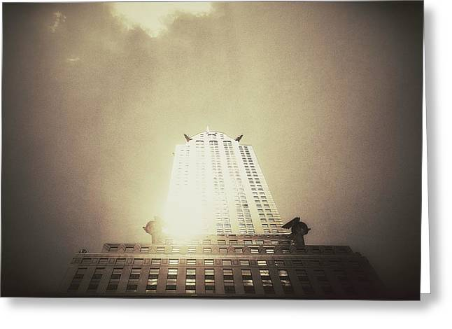 The Chrysler Building - New York City Greeting Card