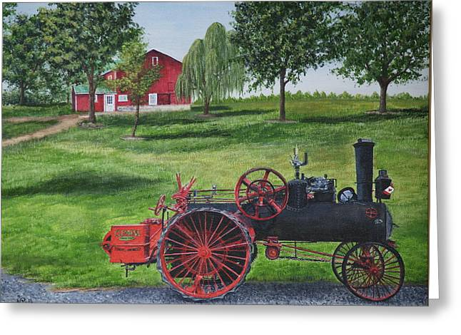 The Clemens Farm Greeting Card