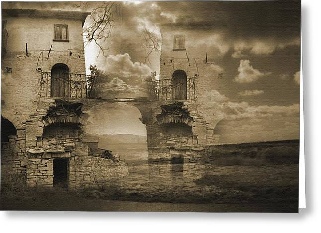 The Deep Greeting Card