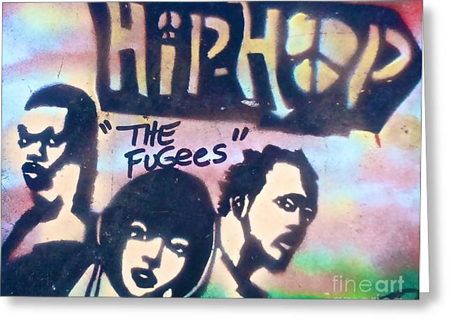 The Fugees Greeting Card