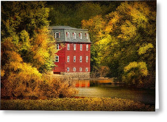 The Kingston Mill Greeting Card