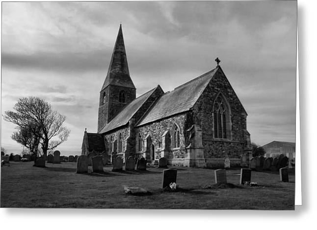 The Parish Church Of All Saints Greeting Card