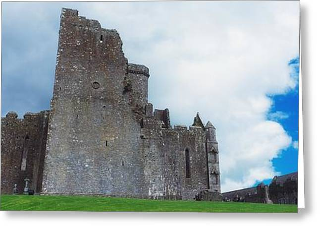 The Rock Of Cashel, Co Tipperary Greeting Card