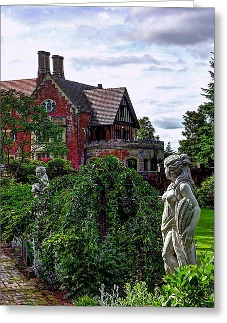 Thornwood Castle Greeting Card