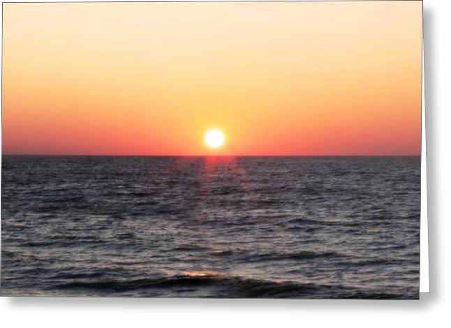 Greeting Card featuring the photograph Thursday Morning by Anthony Rego