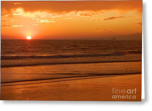 Greeting Card featuring the photograph Time To Say Goodbye by Everette McMahan jr