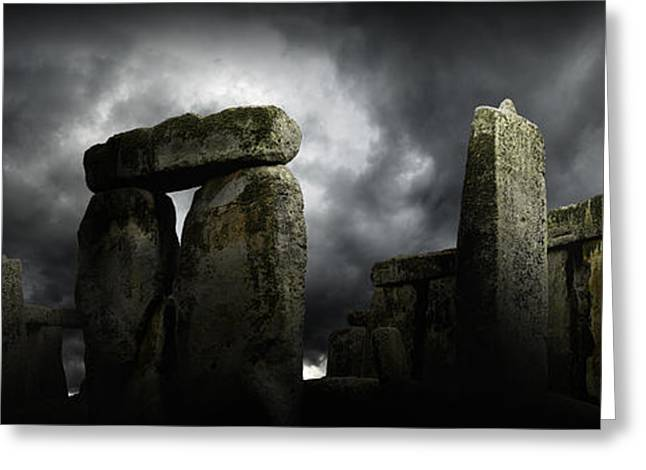 Timeless Great Stones Greeting Card