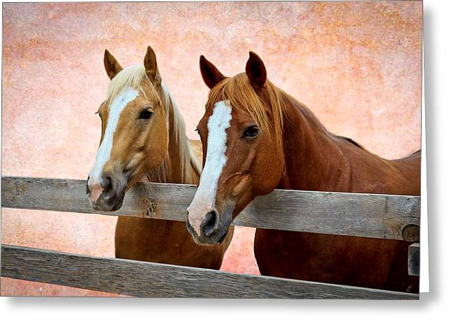 Together Greeting Card by Doug Long