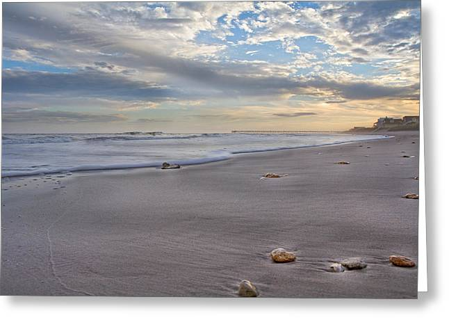Topsail Living  Greeting Card by Betsy Knapp