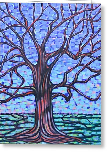 Tree #2 Greeting Card
