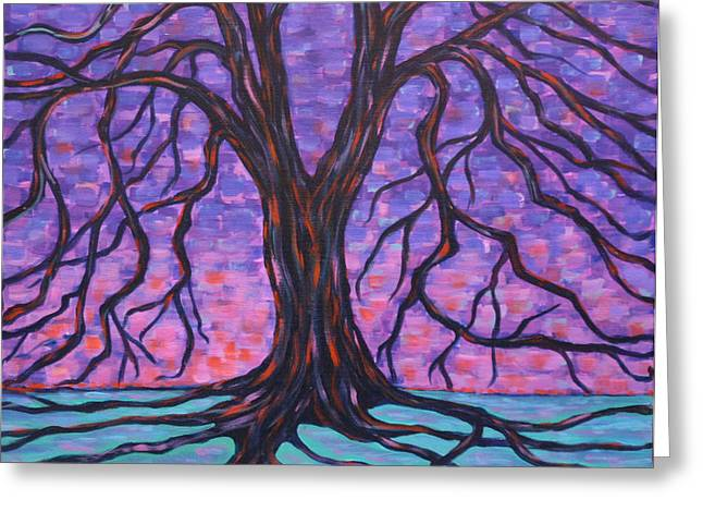 Tree #3 Greeting Card