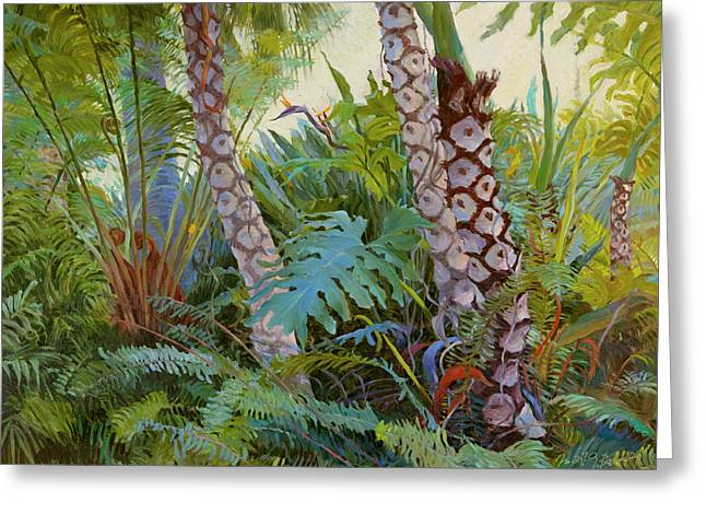 Tropical Underwood Greeting Card