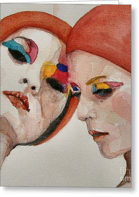 True Colors Greeting Card by Paul Lovering